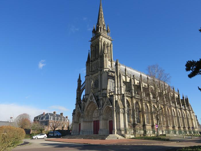 Journées du patrimoine 2020 - Visite guidée de la basilique de Bonsecours