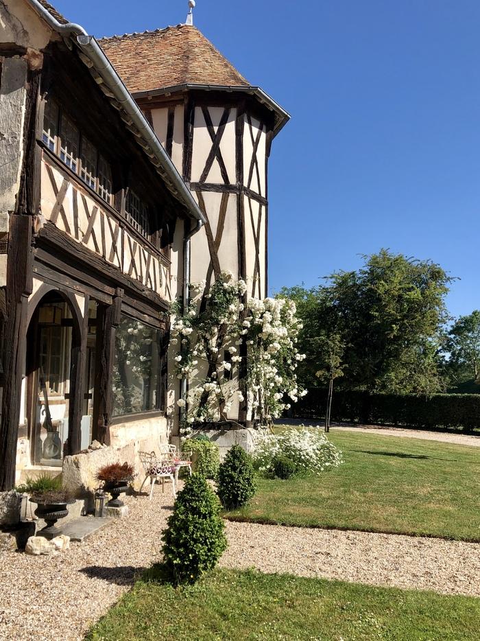Journées du patrimoine 2020 - Visite libre du manoir d'Hellenvilliers