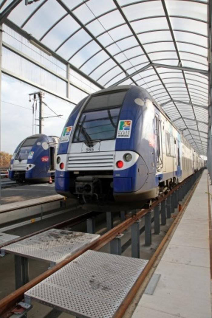 Journées du patrimoine 2019 - Visite d'un atelier SNCF de maintenance des trains