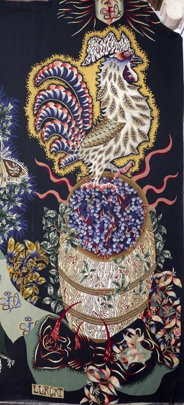 Nuit des musées 2019 -15 minutes, 1 oeuvre : Le Vin par Jean Lurçat