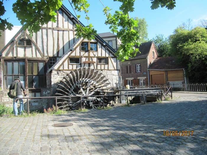 Journées du patrimoine 2019 - Visite libre du moulin de la Pannevert