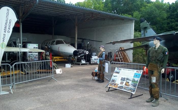 Journées du patrimoine 2020 - Présentation d'avions et visites guidées du lieu