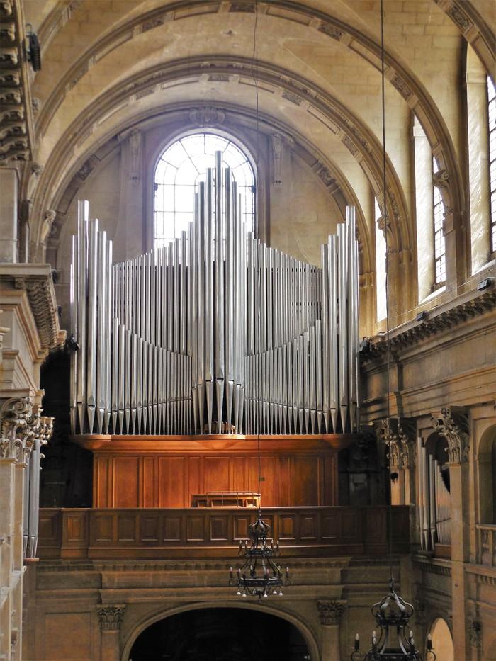 Journées du patrimoine 2020 - Récital d'orgue par Sarah Kim, organiste co-titulaire à l'Oratoire