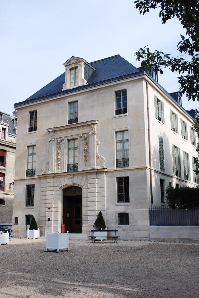 Journées du patrimoine 2020 - Visite de la Bibliothèque nationale de France - site Arsenal