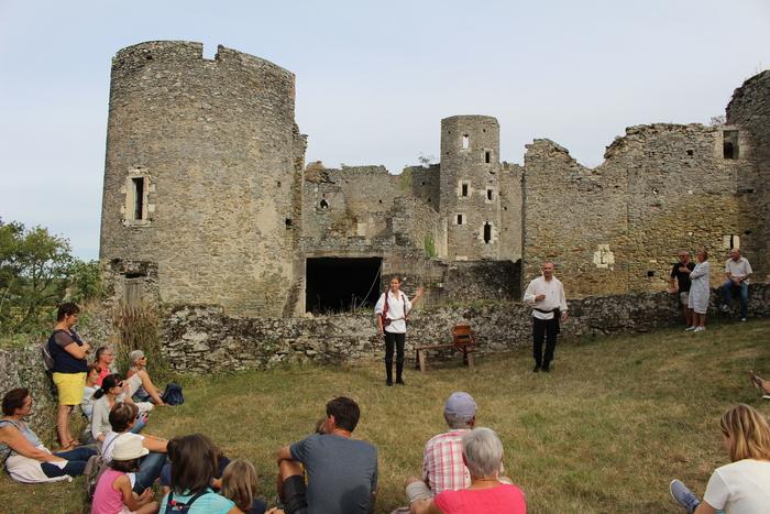 Journées du patrimoine 2019 - Théatre:
