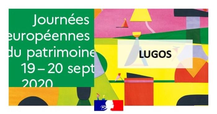 Journées du patrimoine 2020 - Visite de l'église du Vieux Lugo