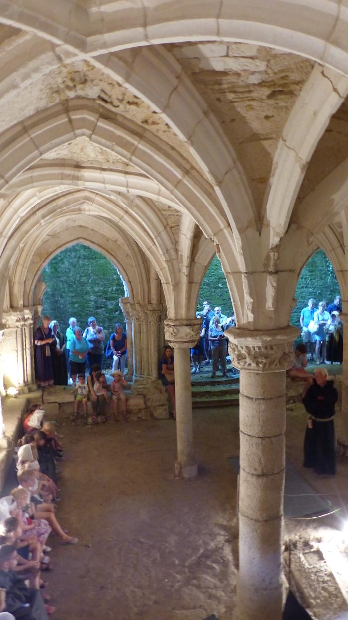 Journées du patrimoine 2020 - Visite guidée de l'Abbaye Royale