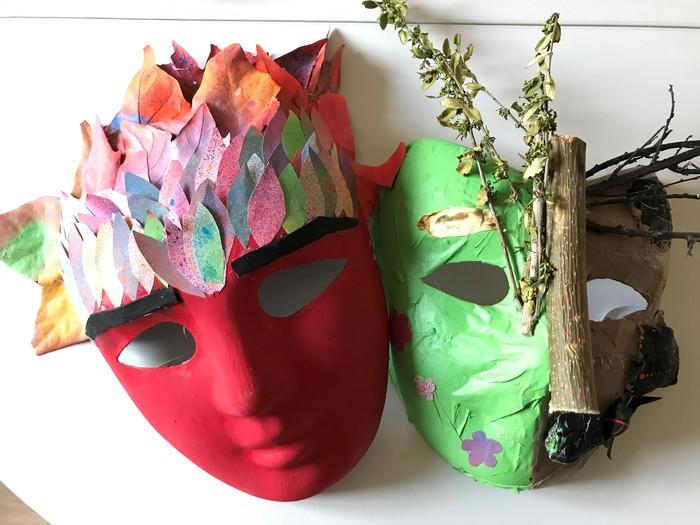Journées du patrimoine 2019 - Confection de masque