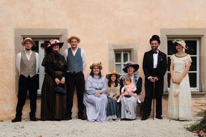 Journées du patrimoine 2020 - Retour dans le passé : Un week-end en 1900 !