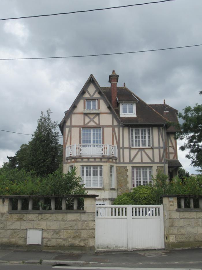 Journées du patrimoine 2020 - Les belles villas de la villégiature - Rambouillet