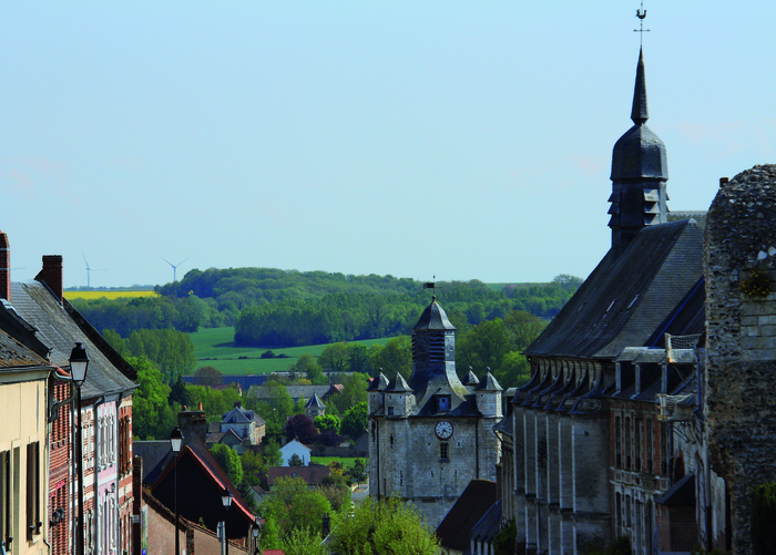 Journées du patrimoine 2020 - Balade centuloise commentée :  promenade pédestre, à la découverte des richesses de la ville médiévale
