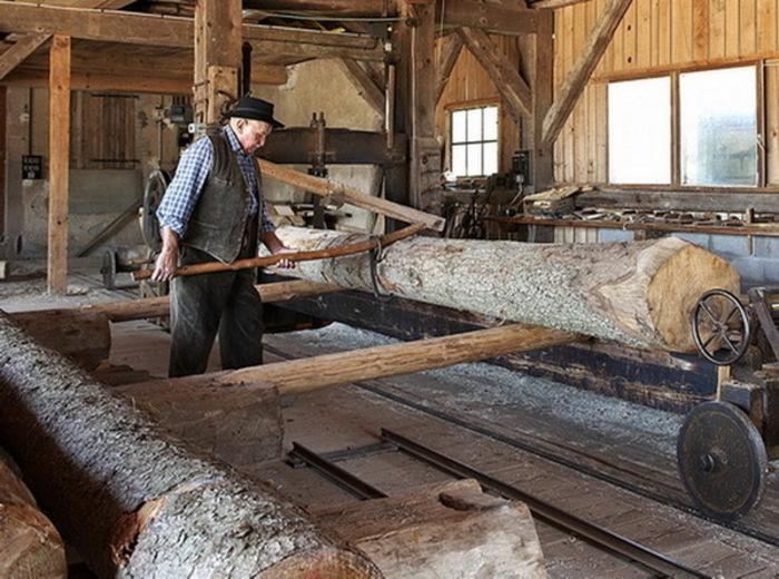 Journées du patrimoine 2020 - Découverte du chantier de charpenterie