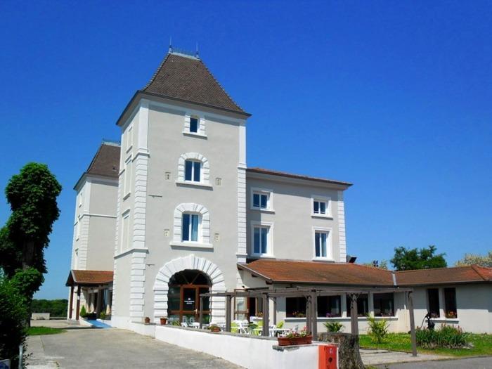 Journées du patrimoine 2019 - Château de Sainte-Croix et son domaine - visite commentée - exposition de peinture