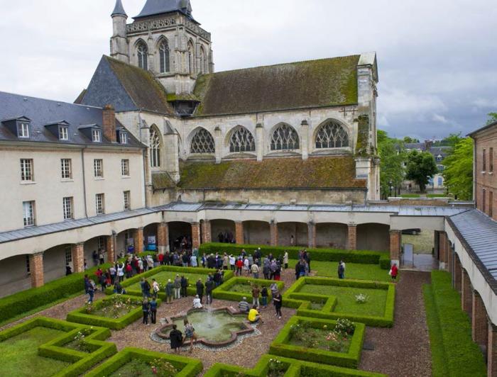 Journées du patrimoine 2020 - Visite guidée du site de l'ancienne abbaye de Saint-Taurin