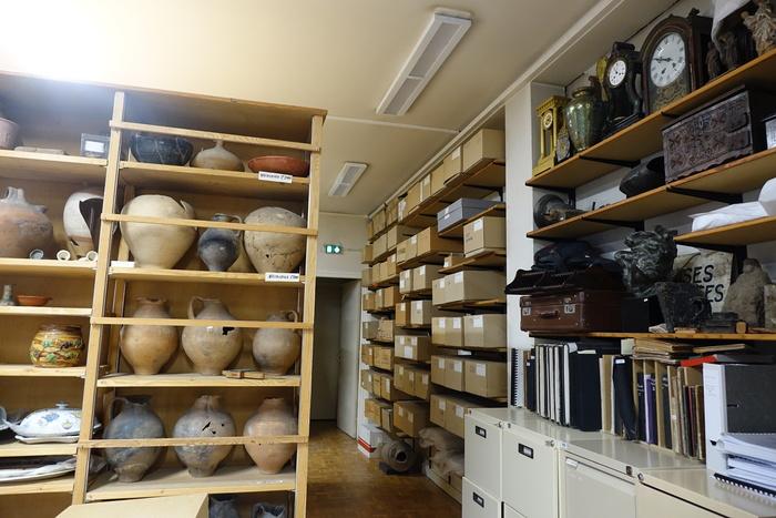 Journées du patrimoine 2020 - Dans les réserves du Musée - Atelier