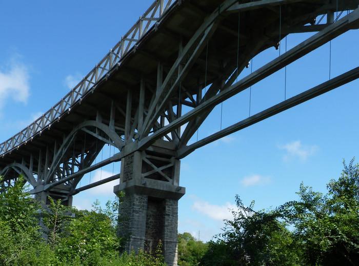Journées du patrimoine 2020 - Visite guidée du viaduc des Ponts-Neufs