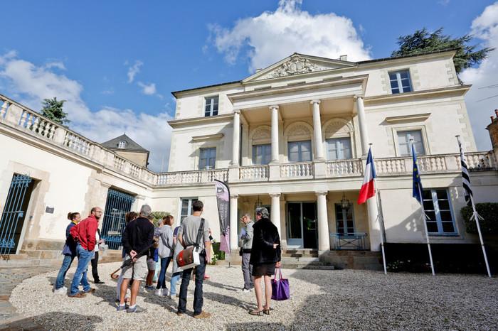 Journées du patrimoine 2020 - Visite guidée de l'hôtel de Courcy