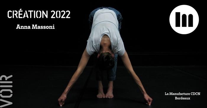 Création 2022 (titre provisoire) – Anna Massoni