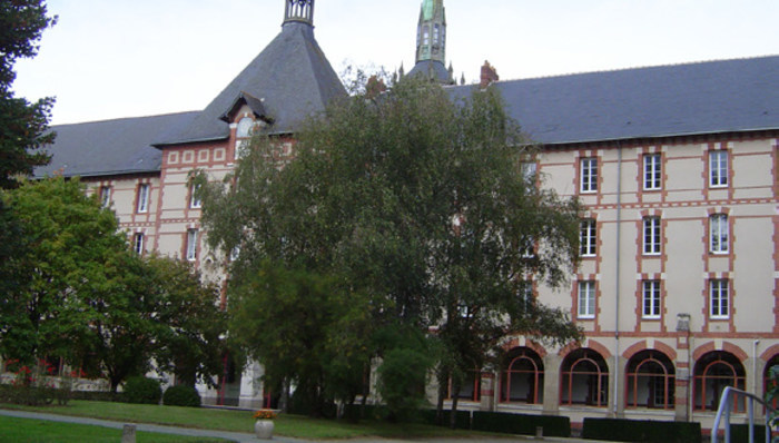Journées du patrimoine 2020 - Visites guidées du séminaire Saint-Jean
