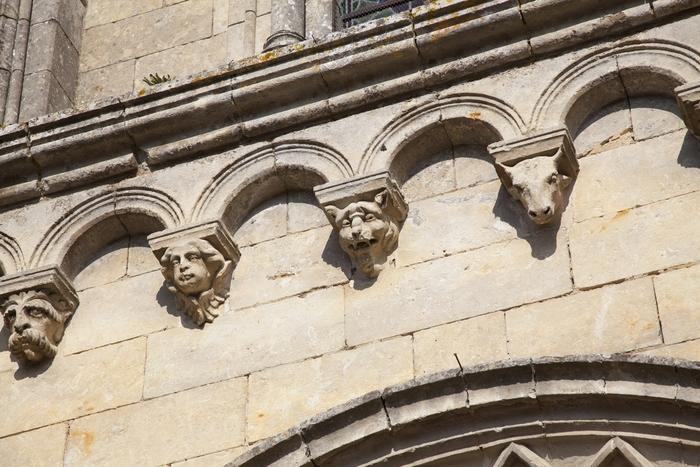 Journées du patrimoine 2020 - L'église Saint Almire de Gréez sur Roc
