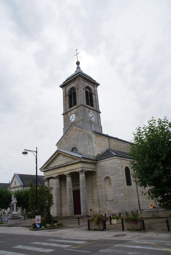Journées du patrimoine 2019 - Visite guidée et commentée de l'église