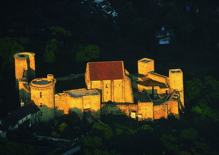 Journées du patrimoine 2019 - Visites guidées du château de la Madeleine