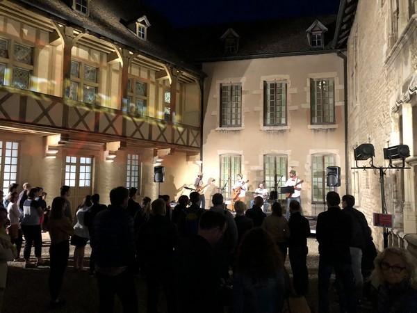 Nuit des musées 2019 -Concert de musiques traditionnelles