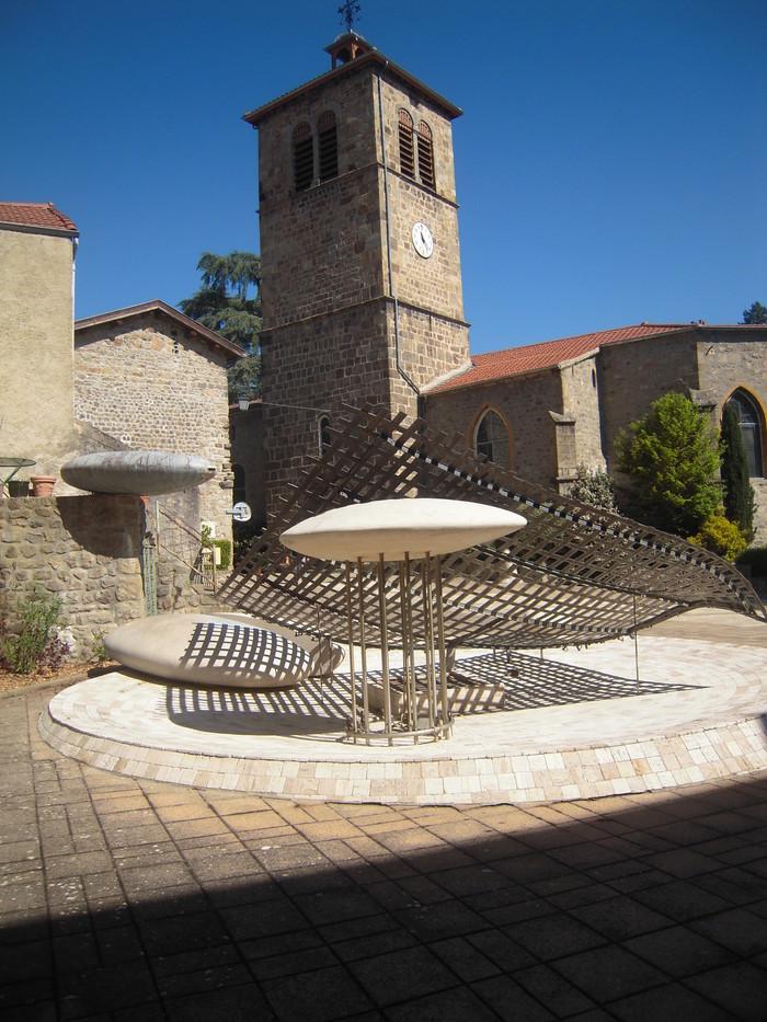 Journées du patrimoine 2020 - Visite guidée du village qui  permettra notamment de :