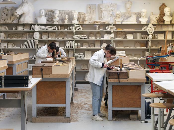 Journées du patrimoine 2020 - Visite conférence du Lycée Duguesclin