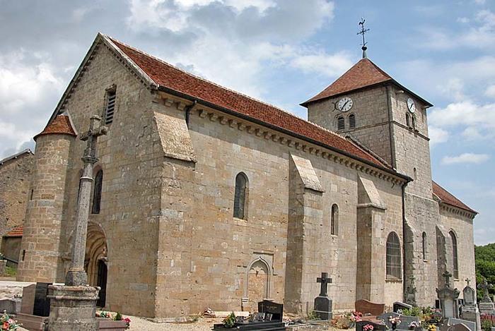 Journées du patrimoine 2020 - Découverte de l'église de Saints-Geosmes