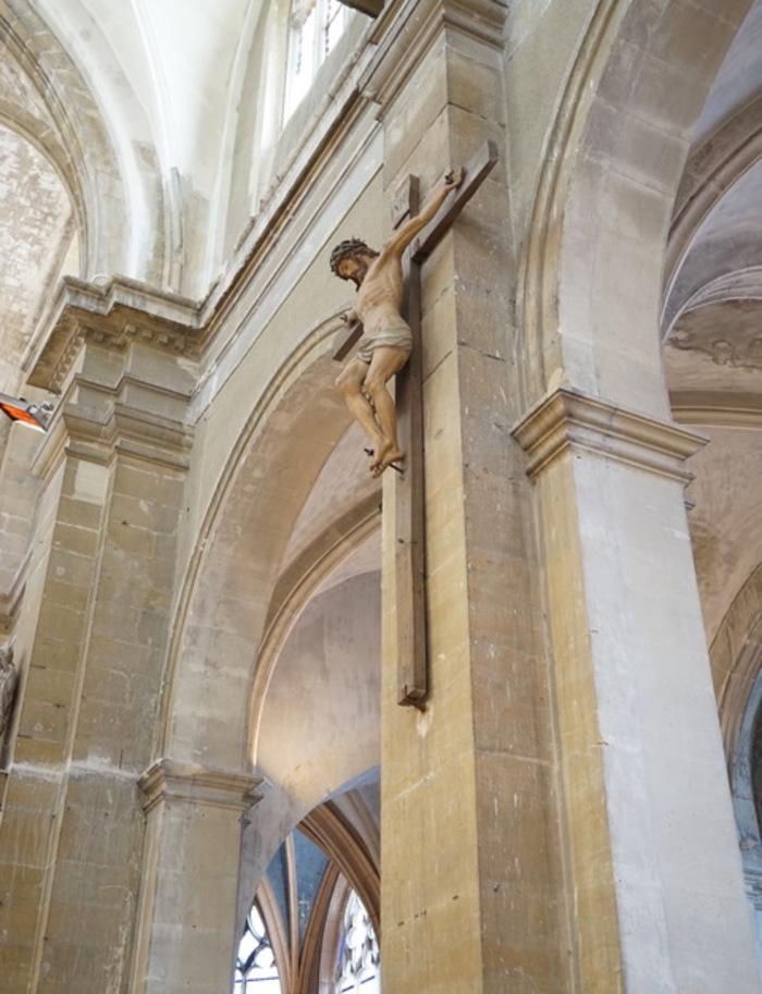 Journées du patrimoine 2019 - Visite libre de l'église Saint-Maurice