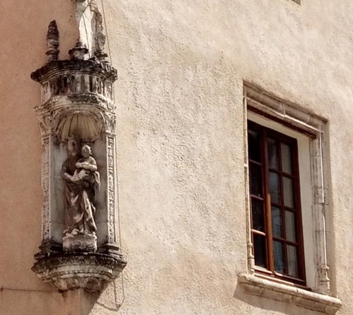 Journées du patrimoine 2019 - La maison natale d'Olivier de Serres et son décor : quelques recherches récentes