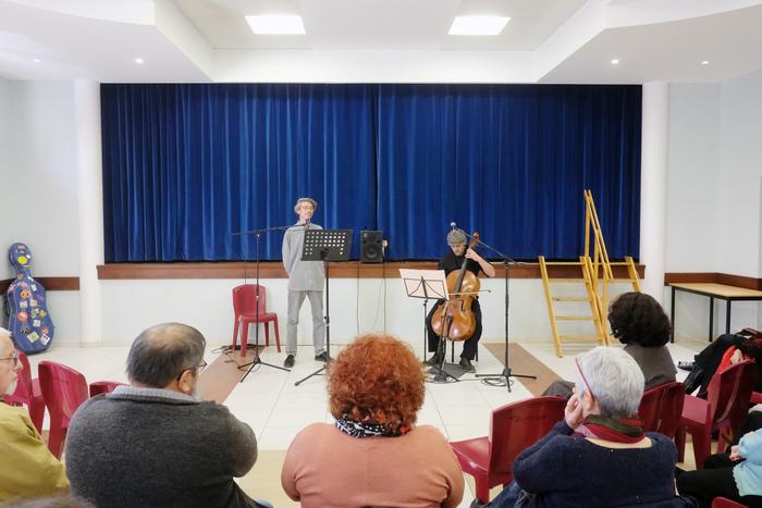 Journées du patrimoine 2020 - Lecture musicale