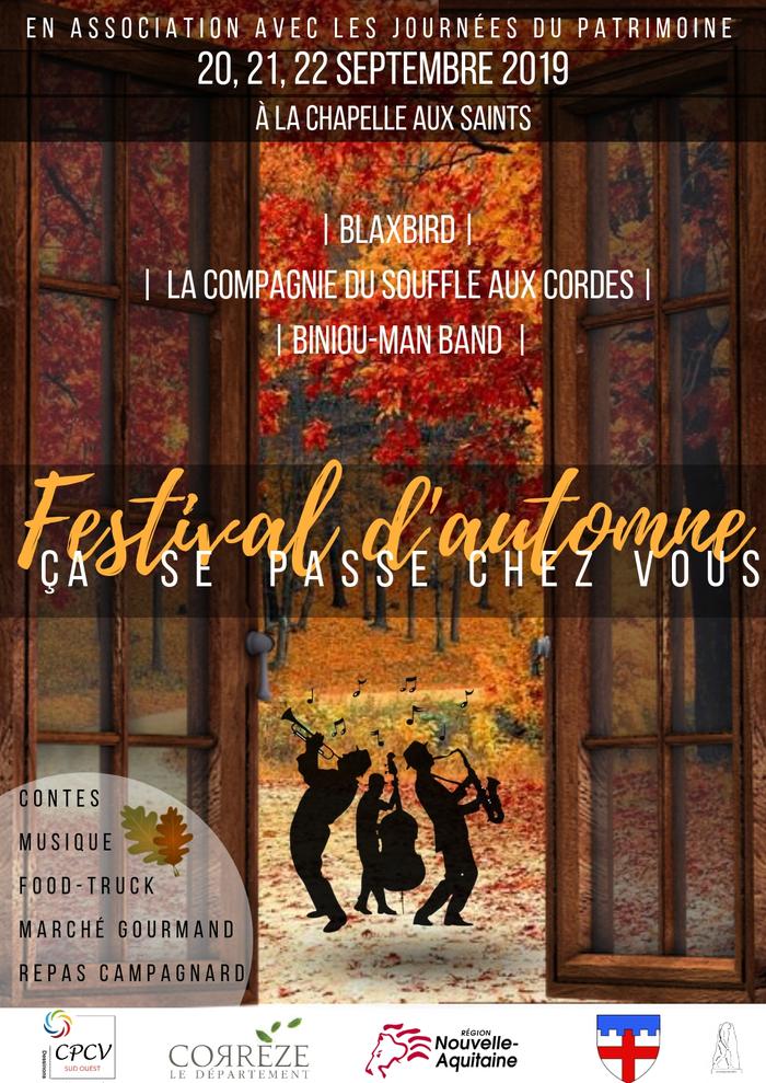 Journées du patrimoine 2019 - Festival d'Automne