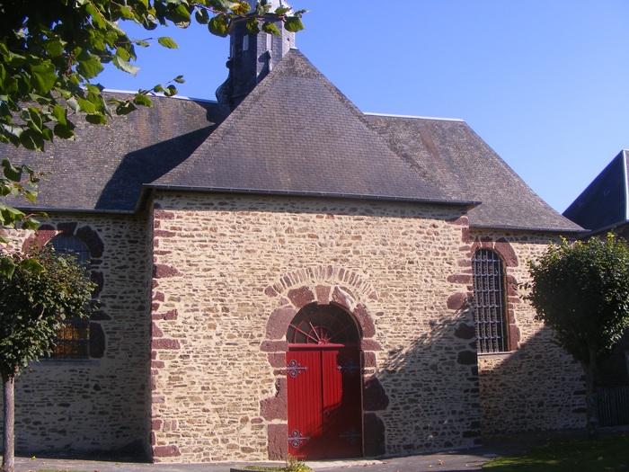 Journées du patrimoine 2020 - Visite libre de la chapelle de l'Ehpad La Clairière des Bernardins