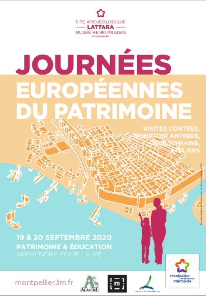 Journées du patrimoine 2020 - Atelier / Démonstration / Savoir-faire