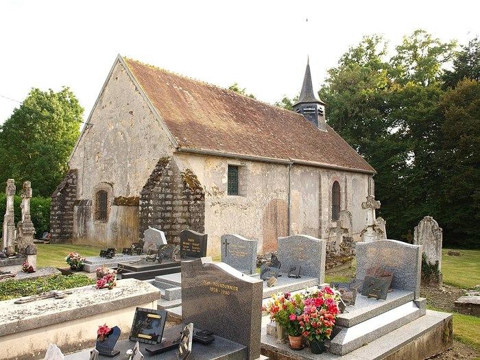Journées du patrimoine 2020 - Visite de l'église de Courtoin
