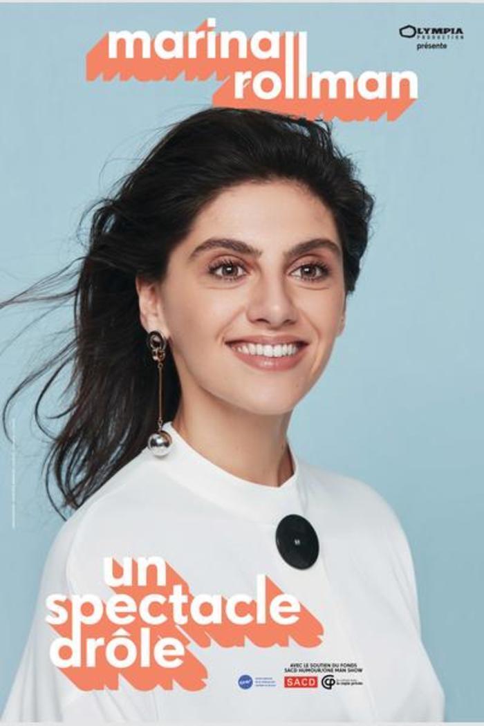 Marina Rollman – 16 mars 2021 – Théâtre Fémina