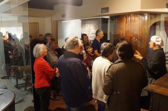 Nuit des musées 2019 -Visite guidée du musée