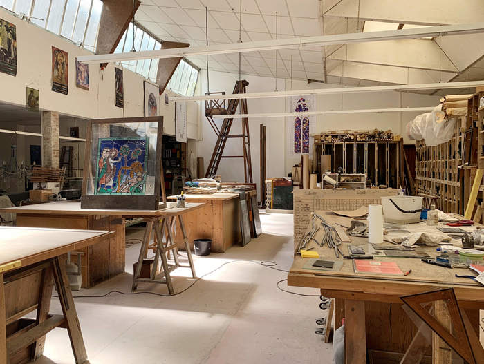 Journées du patrimoine 2020 - Visite créative de l'atelier Simon-Marq