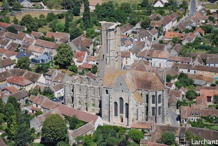Journées du patrimoine 2020 - Visite du village - Larchant un village chargé d'histoire(s)