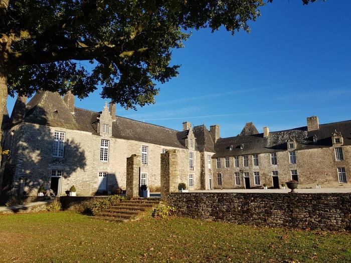 Journées du patrimoine 2020 - Visite libre ou commentée du Château de Callac.