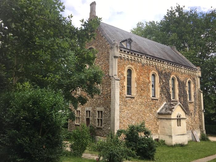 Journées du patrimoine 2019 - Visite guidée du temple protestant de Jouy-en-Josas