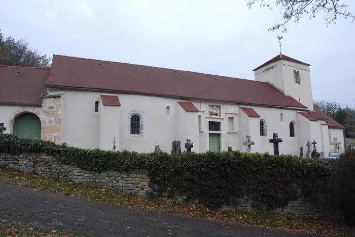 Journées du patrimoine 2019 - Visite de l'Église Saint-Louis et Saint-Martin de Lantenay
