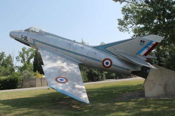 Journées du patrimoine 2019 - Exposition au Musée de la base aérienne Caritat