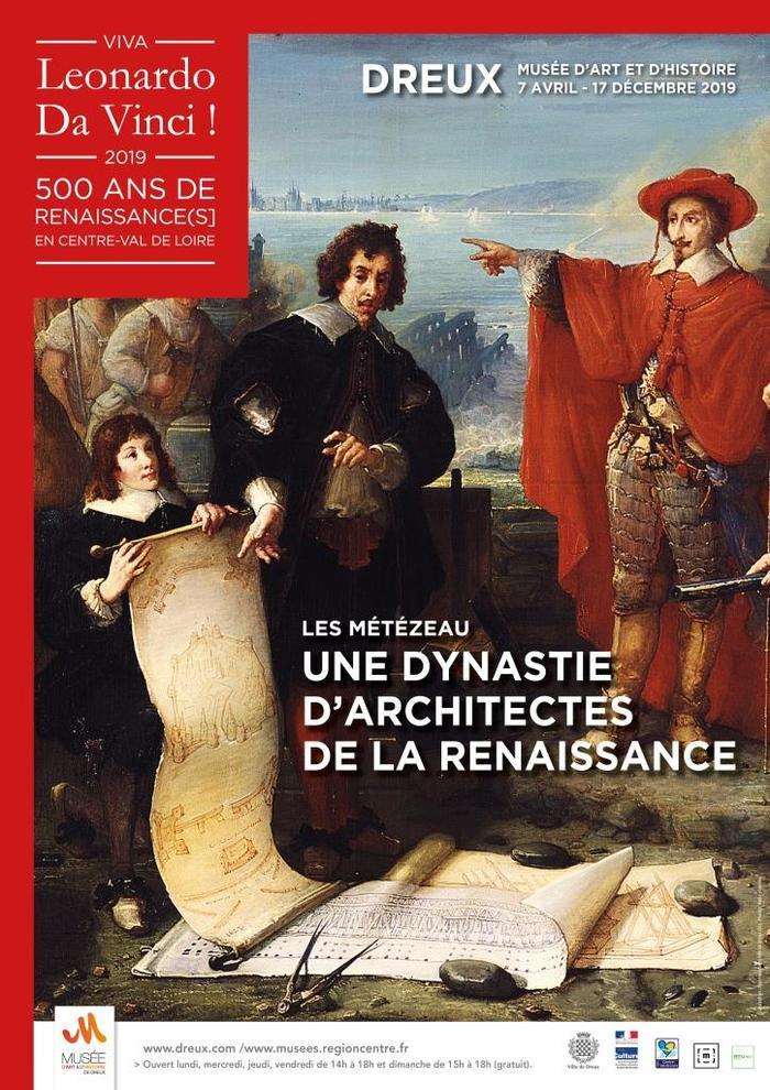 Journées du patrimoine 2019 - « Les Métézeau, une dynastie d'architectes de la Renaissance »
