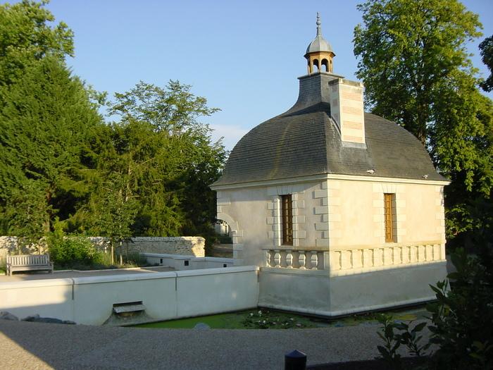 Journées du patrimoine 2020 - Pavillon Fouquet de la Varenne