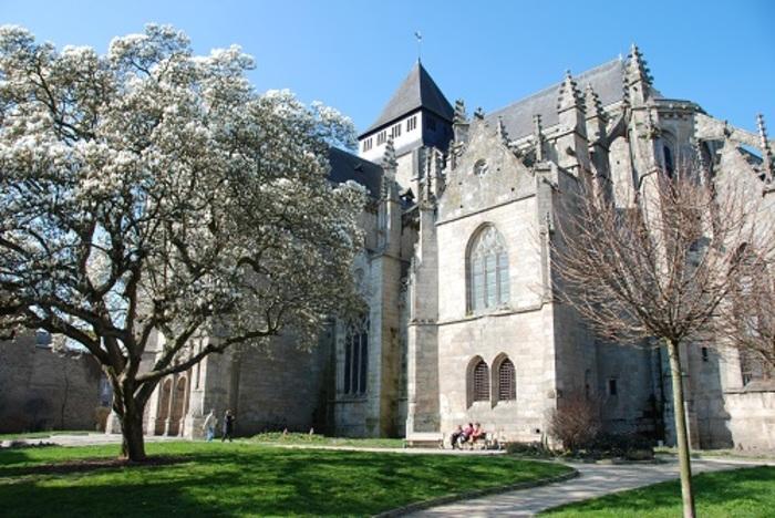Journées du patrimoine 2020 - Visite guidée de l'église Saint-Malo