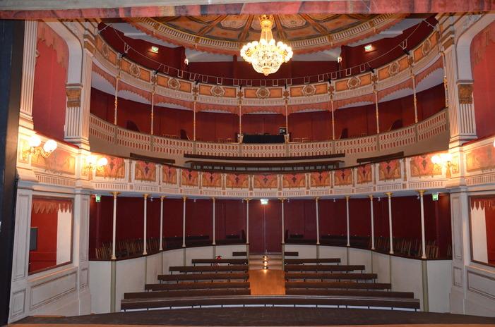 Journées du patrimoine 2019 - Théâtre Municipal de Gray