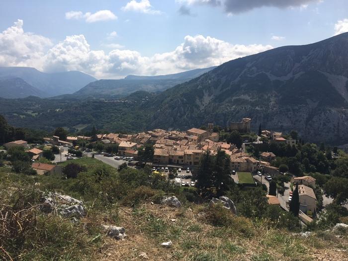 Journées du patrimoine 2020 - Visite guidée du village de Gréolières